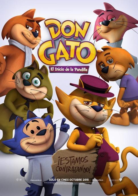 Don Gato y el inicio de la Pandilla