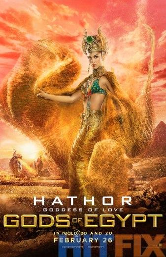 Hathor - Elodie Yung