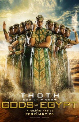 Thoth - Chadwick Boseman