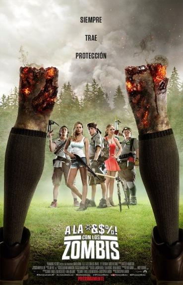 A la *&$%! con los Zombies