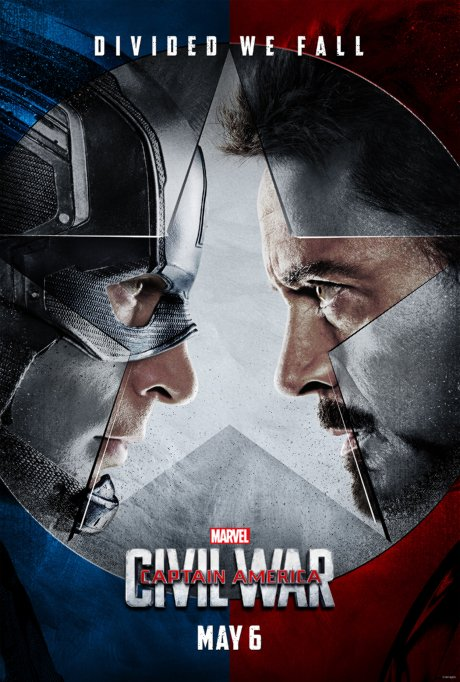 2. Captain America: Civil War