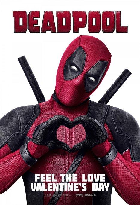 7. Deadpool