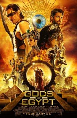 15. Gods of Egypt