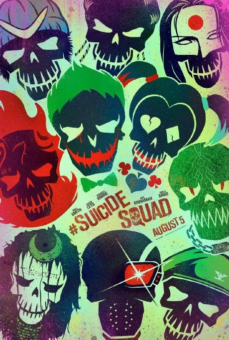 3. Suicide Squad
