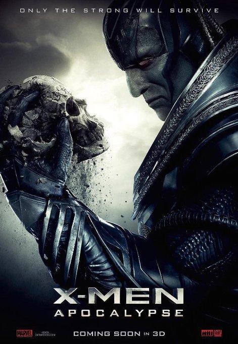 6. X-Men: Apocalypse