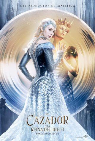 8. El Cazador y la Reina del Hielo