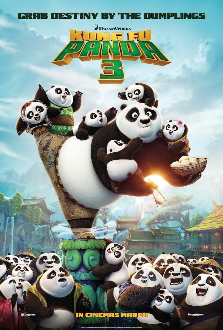 5. Kung Fu Panda 3