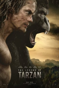 9. The Legend of Tarzan