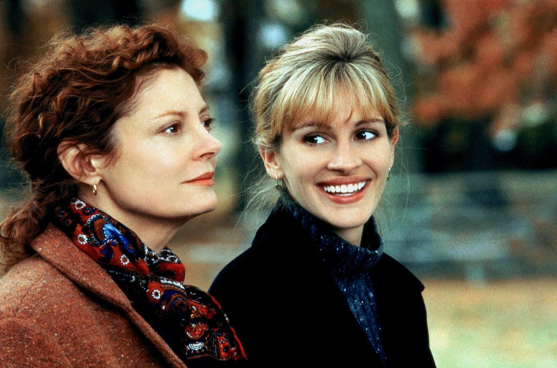 SUSAN SARANDON & JULIA ROBERTS Film 'STEPMOM' (1998) Directed By