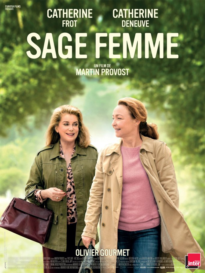 Saga femme poster