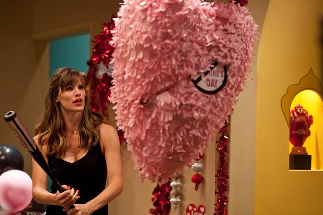 "JENNIFER GARNER as Julia Fitzpatrick in New Line Cinema's romantic comedy ""Valentine's Day,"" a Warner Bros. Pictures release."